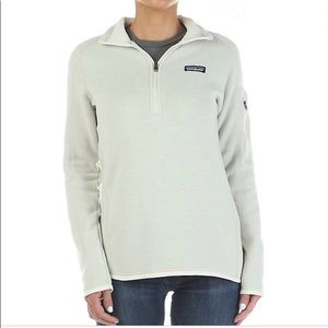 Patagonia 1/4 zip up pull over